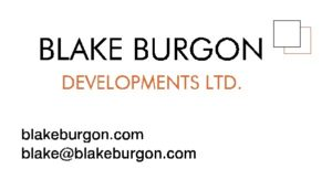 Blake Burgon Developments Ltd