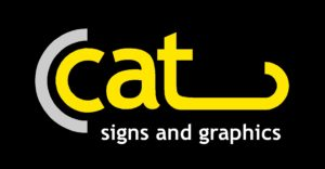 Cat Signs and Graphics