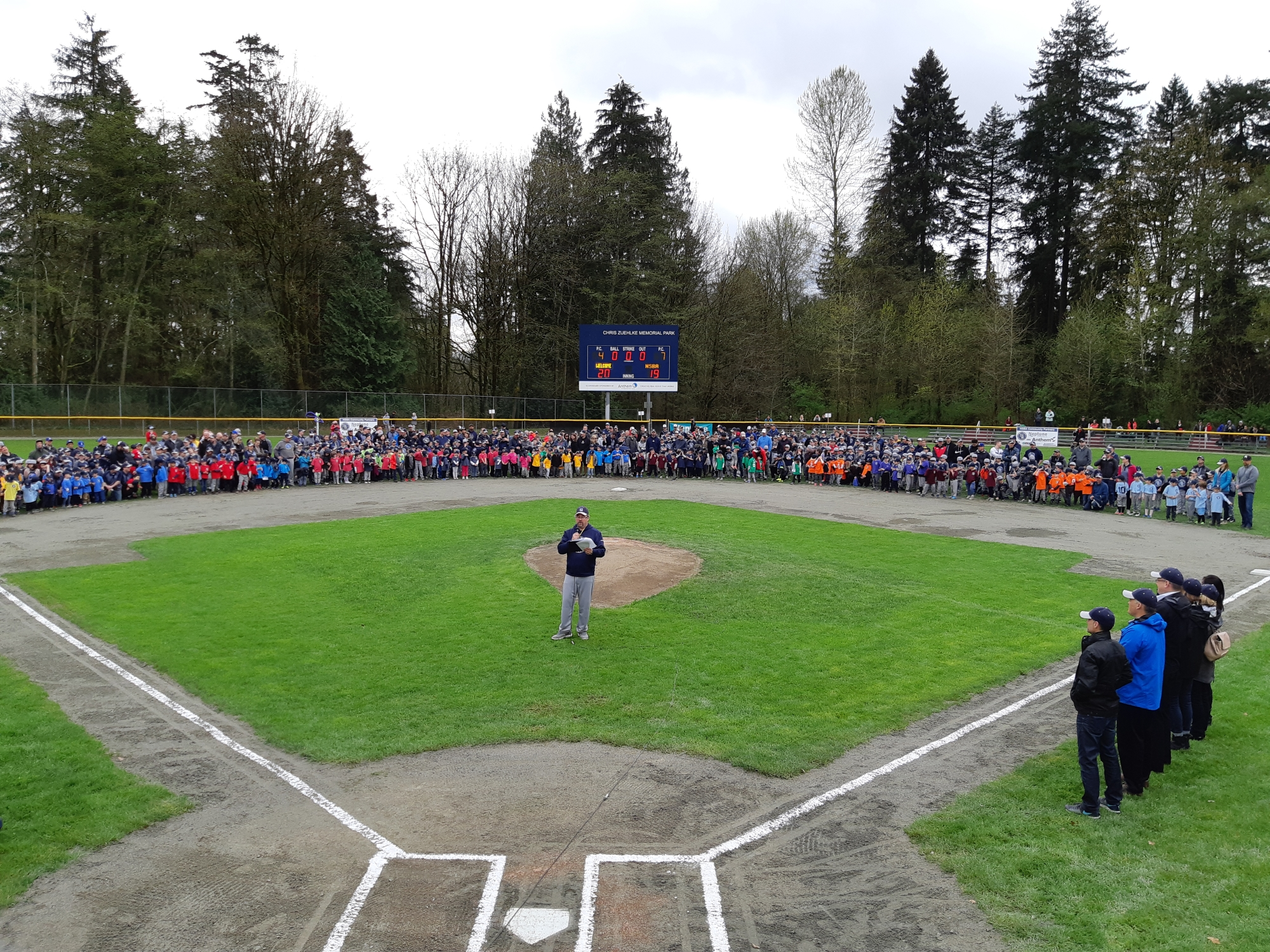 2019 Opening Day Ceremony