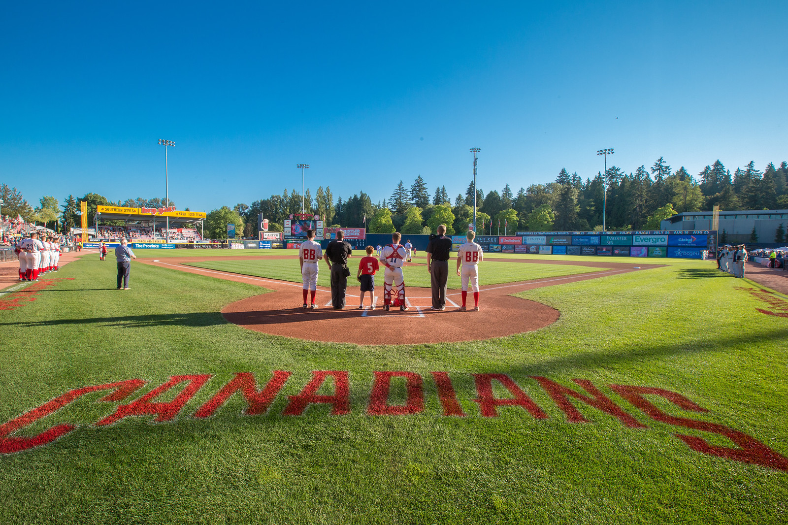 Image result for vancouver canadians
