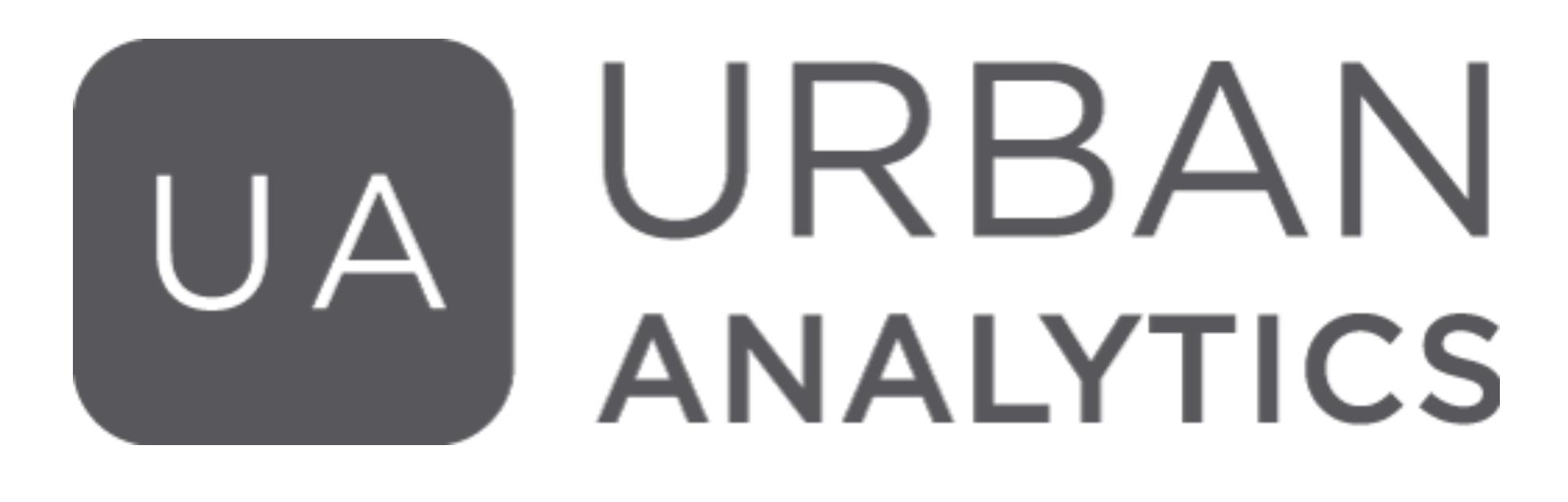 Urban Analytics